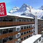 Sunstar Hotel Arosa - Winter