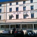 Le Clos Saint Martin Foto