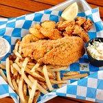 Trifecta Seafood Platter