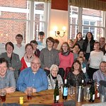 Party at the Waggon and Horses