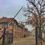Ingresso campo di Auschwitz