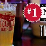 The Red Cadillac was Voted the #1 Mexican Restaurant in NJ