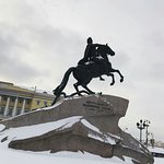 Foto de Bronze Horseman, Monument To Peter I