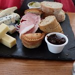 Ploughmans Lunch at The Wine Press