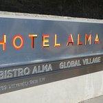 Foto di Hotel Alma