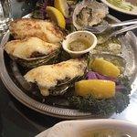 Nunca había probado ostras tan variadas y tan ricas