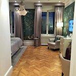 Breathtaking room!