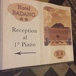 Foto de Hotel Badano sul Mare