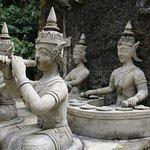 Secret Buddha Garden