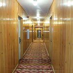 Powell Lodge hallway
