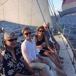 Compass Sailing Foto