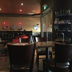 Restaurant interior, Coffee Culture Cafe & Eatery.  510 1st St, Brandon, Manitoba