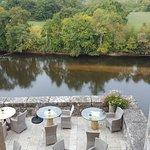 Room overlooking the Dordogne