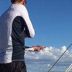 Tropical Sailing Foto