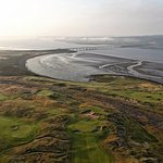 The Carnegie Club golf course by Aaron Sneddon