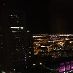 View from my room at night from 26th floor