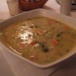 Sopa de legumes perfeita, essa sim é uma verdadeira sopa de legumes com pouco sal.