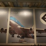 100 years of Schipol exhibition