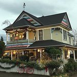 ภาพถ่ายของ The Painted Lady Bed & Breakfast and Tea Room