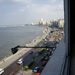 View from Union Hotel, Alexandria
