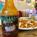Interesting story behind their BBQ sauce. Look them up on google to find it.