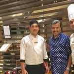 With Chef Rajender Singh & Chef Anshu