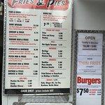 Foto de Fries and Pies