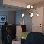 Platinum Suite - Dining area
