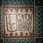 Clayton Museum mosaic