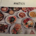 food @ the pig pen