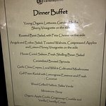 Photo of Murray Circle, Golden Gate  outside, banquet dessert, soups, the Dinner Buffet banquet,