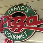 Deano's Gourmret Pizza. Farmer's Market, Los Angeles, CA