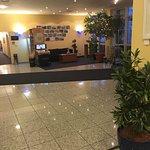 Hotel Eingangsbereich