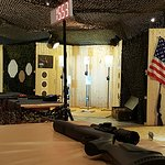 daVinci's Shooting Range