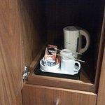 free coffee making facilities