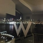 Amazing views from W Hoboken
