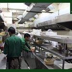 Our Kitchen at the tavern Dehradun