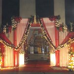 it is event we organised decor