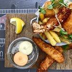 Foto van Skagen Fiskerestaurant Illum Rooftop