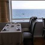 Dining room with views over Playa Levante