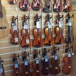 Violins - 1st Floor