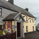 This is the Fairways bar in Kilruane village situated 6 kilometres from Nenagh on the Borrisokan