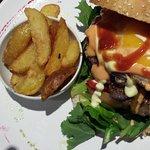Kjempegode hamburgere