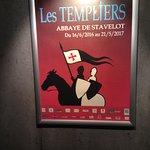 Stavelot : Les Templiers