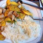 Pineapple/Chicken