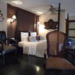 Nosso quarto super luxuoso!