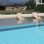 piscina para diversas edades.