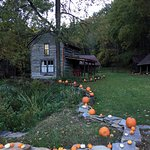 The Mast Farm Inn was certainly ready for fall!