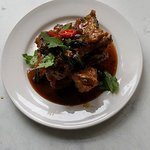 Sweet Black Peppered Ribs - Thai Friday