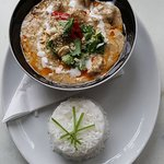 Slow cooked Beef Mussaman Curry